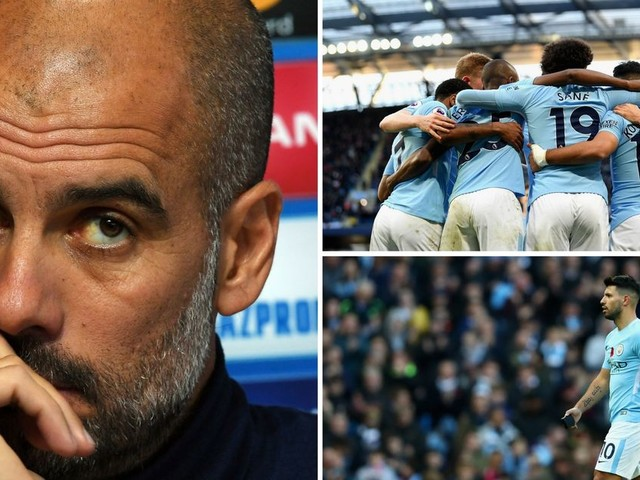 Man City news and transfer rumours LIVE Pep Guardiola and Sergio Aguero updates