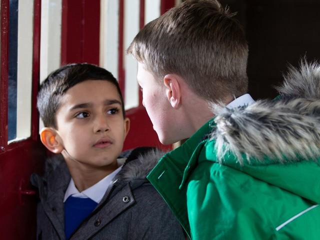 Emmerdale fans disgusted as Arthur's abuse of Archie hits sickening new heights