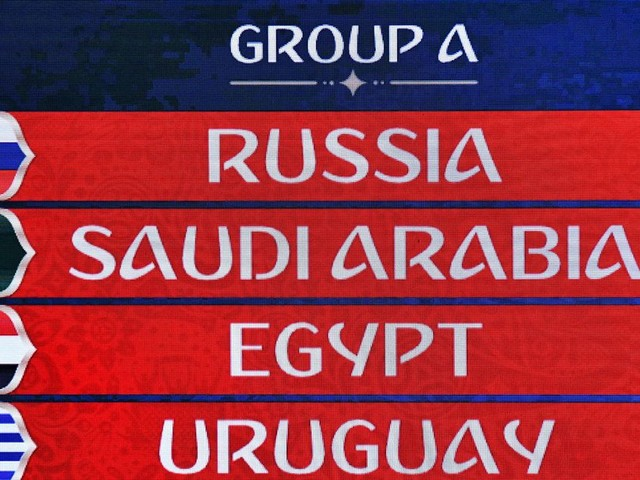 World Cup 2018 Primer: Group A — Russia, Egypt, Saudi Arabia, Uruguay