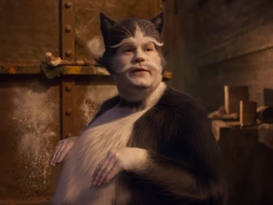 Meow! 'Cats' Composer Andrew Lloyd Webber Just Dissed James Corden's Movie Version of Bustopher Jones (Video)