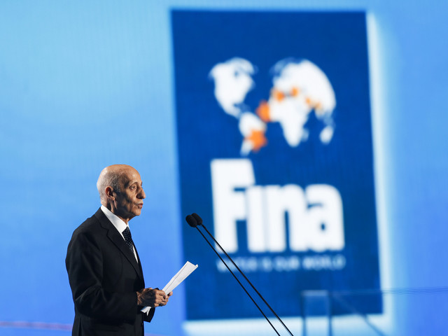 Maglione set to remain on FINA Executive after end of term as President