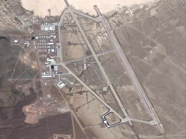 Area 51 town warns off 'Alienstock' revellers