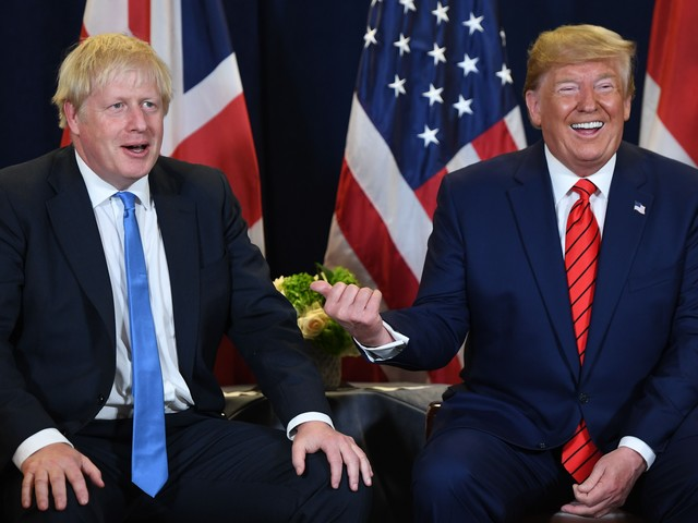 General election 2019 latest: Tories aiming to swerve Trump endorsement