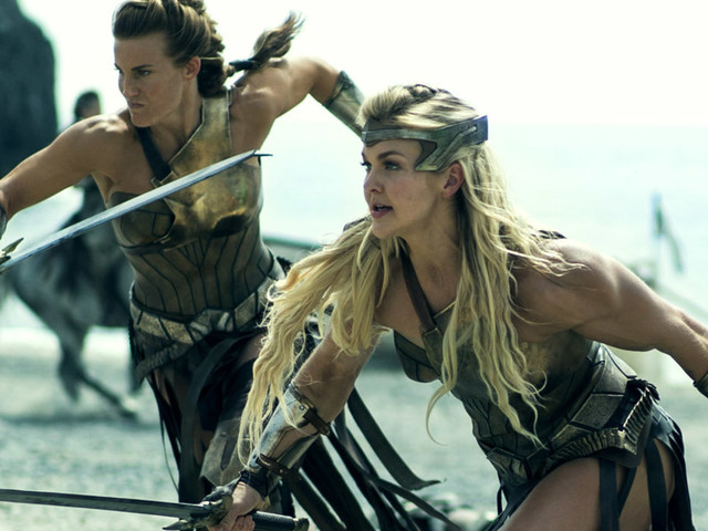 5 'Wonder Woman' Amazons On The Power Of Their All-Woman Army