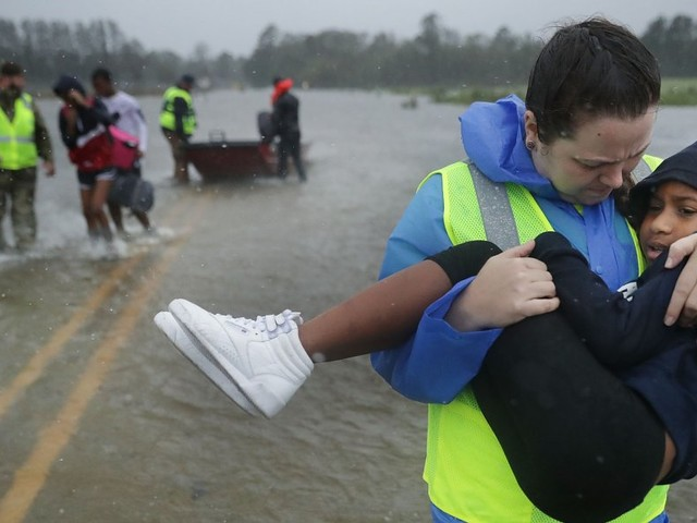 'We just don't want people to think this is over': North Carolina's governor gives a stark warning as Hurricane Florence continues ravaging the state