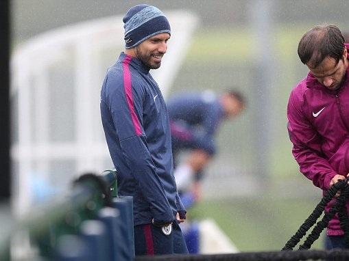 Sergio Aguero will 'die scoring goals', says Pep Guardiola