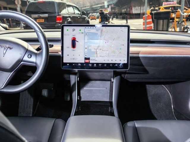 The Tesla Model 3 interior is unlike anything we have ever seen before (TSLA)