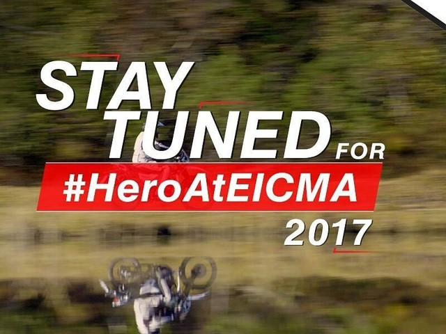 Upcoming Hero MotoCorp Off-Road Motorcycle Teased Again