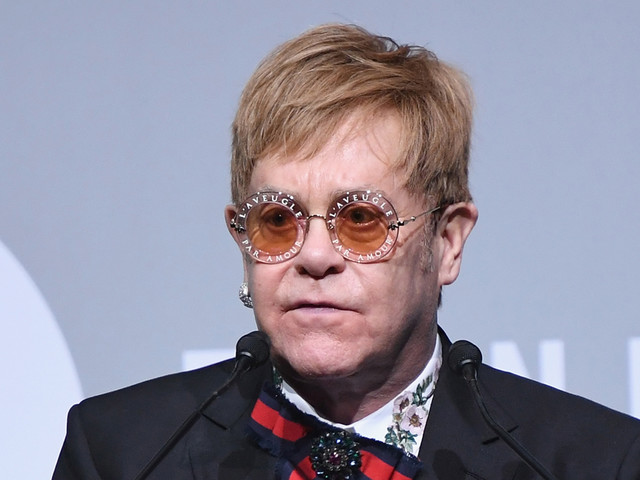 Elton John Stopped His Concert in the Middle for This Reason