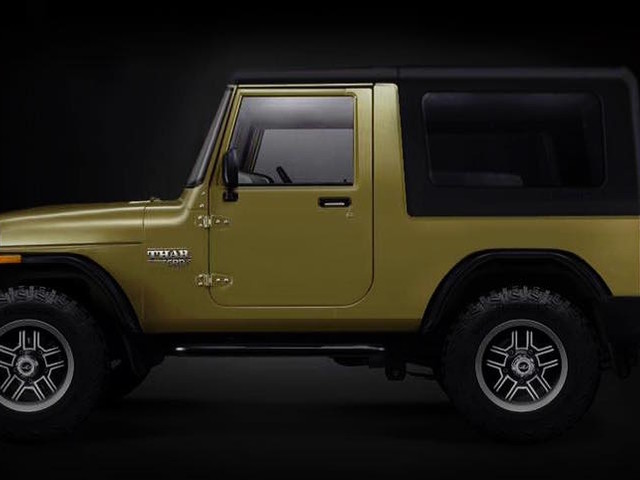 Rumour Mill: Next-Gen Mahindra Thar To Be Based On All New Platform