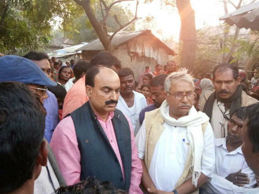 BJP Takes Out Rally Protesting West Bengal Labourer's Death In Kerala