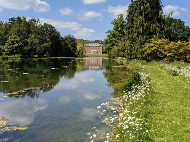 A day trip from London – Chevening House gardens