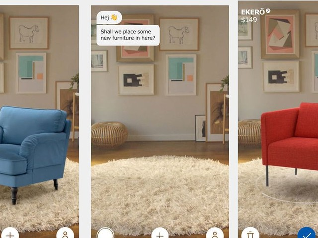 Download this: Ikea's AR app lets you preview furniture before you buy
