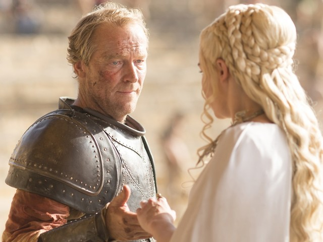 Game of Thrones: Could Jorah Mormont Be Azor Ahai?