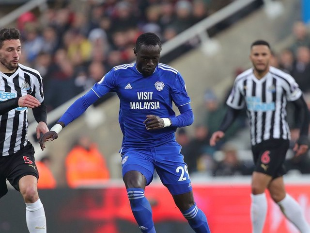 The Everton player Oumar Niasse must thank for his Cardiff City loan switch