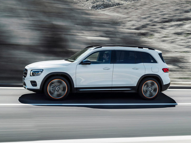 Mercedes reveals UK prices for new GLB compact SUV