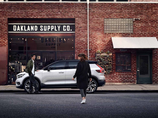 Volvo's New Subscription Service Offers Flat Fee Car Ownership
