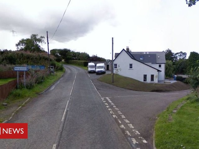 Woman, 29, dies in Angus single car crash