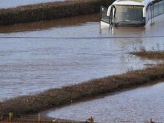 Britain issues 'severe' flood warnings as rivers keep rising