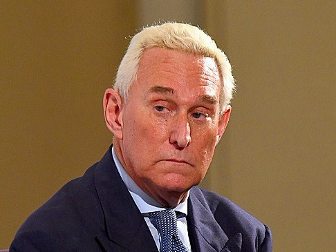 Former Trump Advisor Roger Stone Melts Down After The News Of Mueller's Russia Indictment