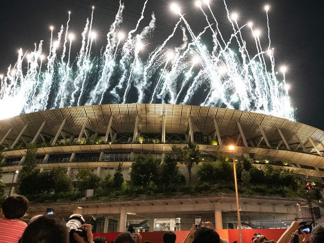 Tokyo Paralympics: 8 Unmissable Moments From The Opening Ceremony
