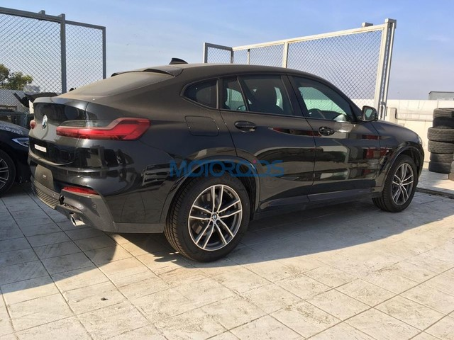 EXCLUSIVE: All New BMW X4 Spotted In India