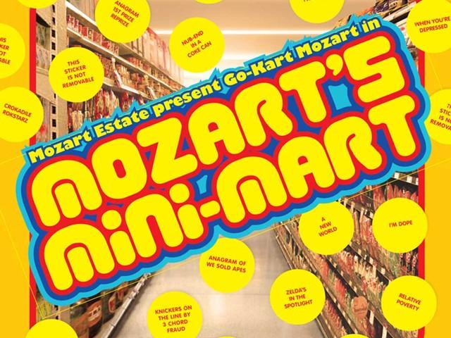 Go-Kart Mozart – Mozart's Mini Mart – Album Review