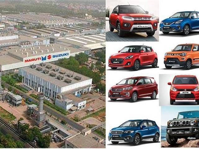 Maruti Suzuki extends plant shutdown to May 16