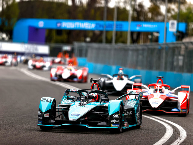 London calling: Jaguar Racing's quest for home glory in Formula E