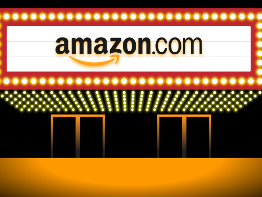Coming to a theater near you: Amazon?