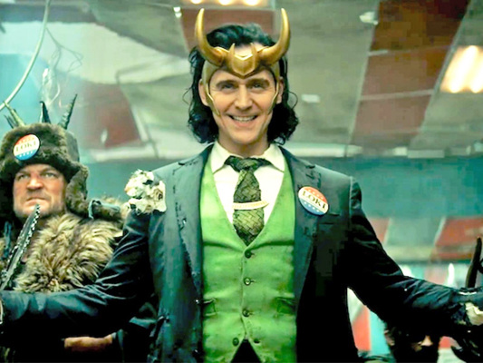 What's On Tonight: 'Loki' Is Still Burdened With Glorious Purpose, And 'Fresh, Fried & Crispy' Is Mouthwatering