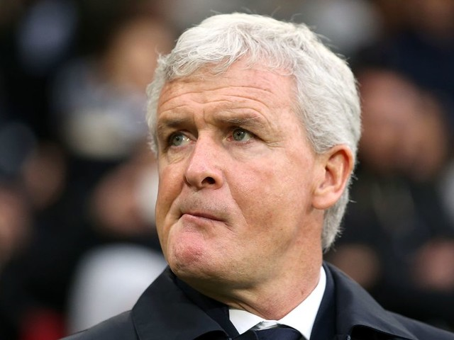Mark Hughes sacked as Southampton manager after nightmare start to season
