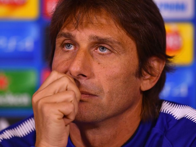 Conte not thinking beyond Chelsea and the present