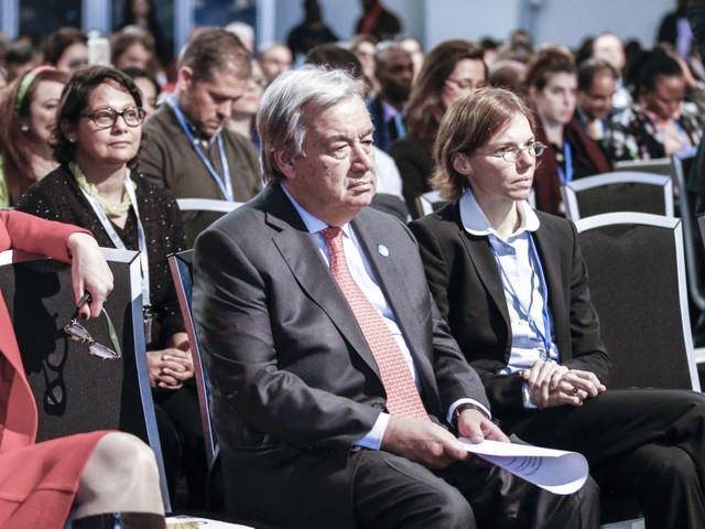 Climate Conference Makes Progress, Despite US Paris Pullout