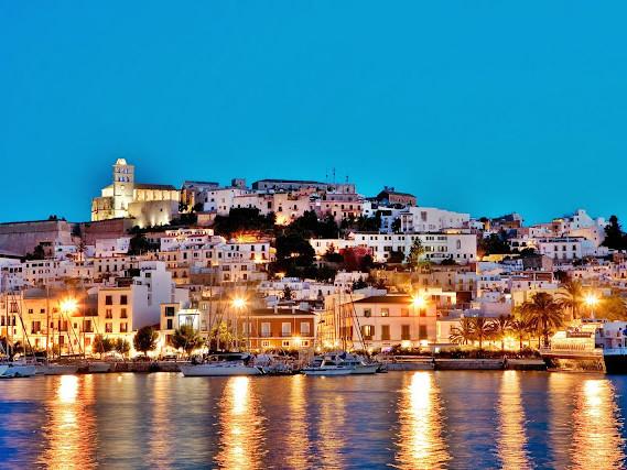 Gorgeous Beaches of Ibiza of Balearic Islands