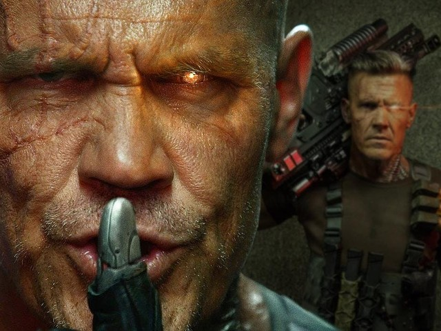 Deadpool 2: Josh Brolin Impresses Rob Liefeld With Cable Photo