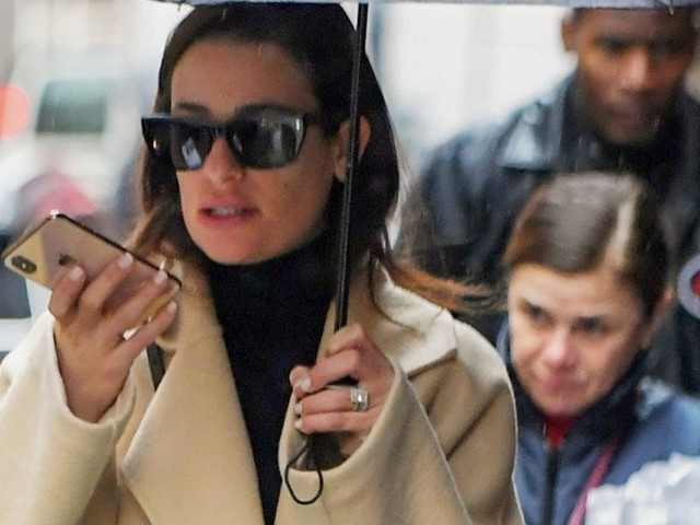 Lea Michele Reacts To BFF Jonathan Groff's New Role in 'The Matrix 4'