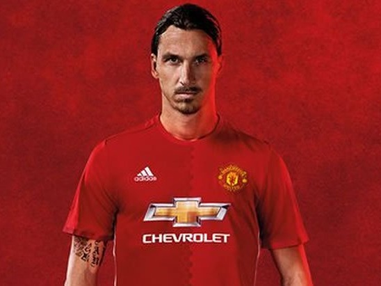 This is how Zlatan Ibrahimovic reacted to being released by Man United