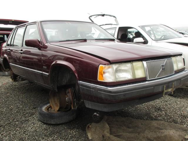 Junkyard Treasure: 1994 Volvo 960 Sedan