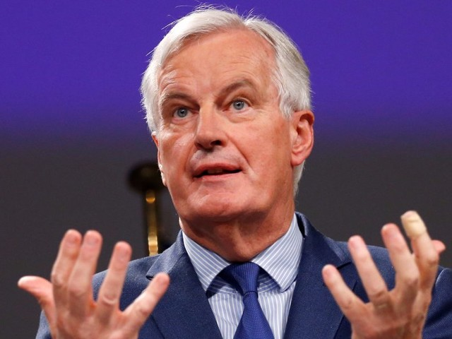 Michel Barnier: The European Union is preparing for Brexit talks to collapse