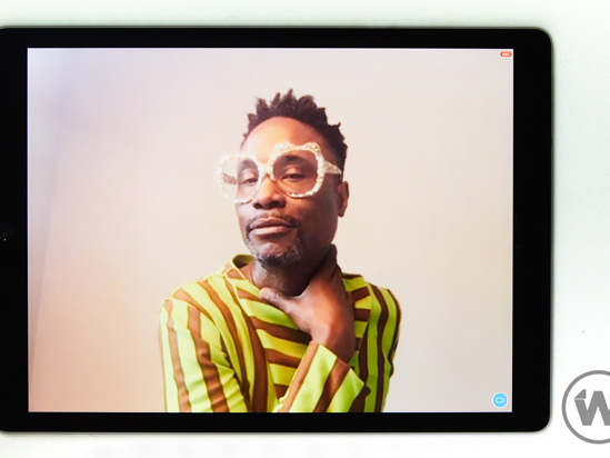 'Pose' Star Billy Porter on the 'Huge Connection' Between Coronavirus and AIDS