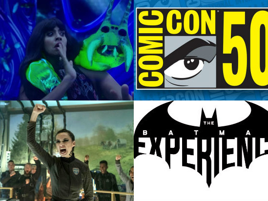 Comic-Con 2019: All the Free Activations, From 'The Good Place' to 'Batman' to 'The Expanse' (Updating)