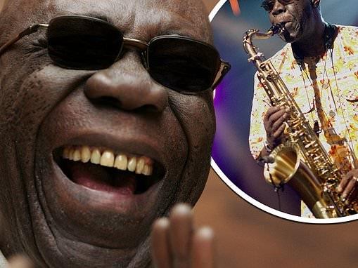 World-famous African jazz legend Manu Dibango dies, aged 86, from coronavirus in France