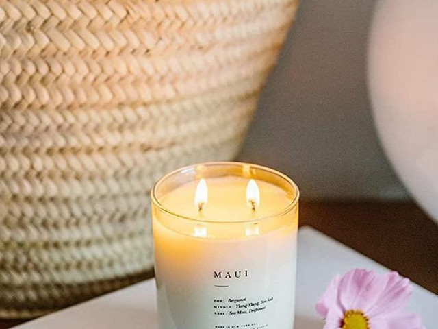 Stop Going to Maui and Just Buy This Candle