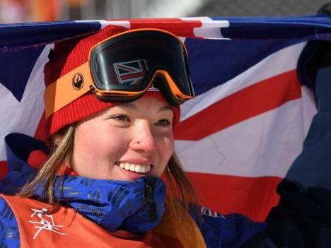 Winter Olympics: Great Britain's Izzy Atkin wins bronze in the women's ski slopestyle