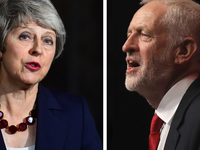 Theresa May Rejects Jeremy Corbyn's Demand UK Match EU Workers' Rights After Brexit