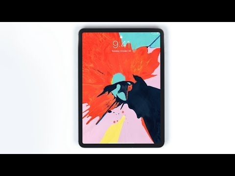 9320608837d Apple iPad Pro (2018) is now official  the new models offer huge updates