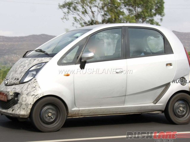 Tata Nano electric variant to be launched as Taxi – Called Jayem Neo