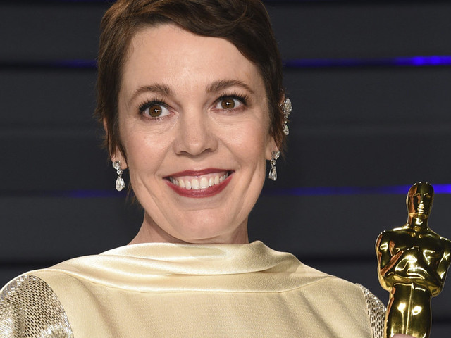 6 Times Olivia Colman Was As Lovely In Real Life As You Always Hoped