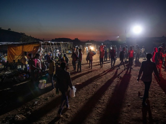 Sudan says Ethiopian peacekeepers deported to refugee camp